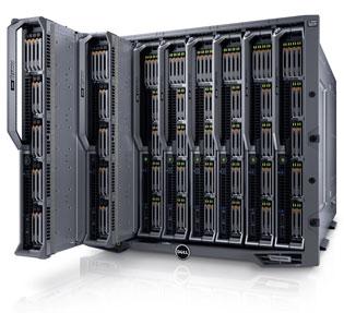 PowerEdge M830刀片式服务器 - 加快实现价值