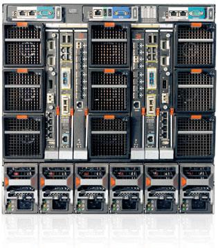 PowerEdge M830刀片式服务器 - 支持未来就绪型数据中心